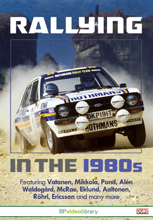 Rallying in the 1980s (1989) (Retail Only)