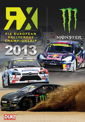 European Rallycross Championship Review: 2013 (2013) (Retail Only)