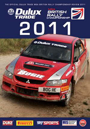 British Rally Championship Review: 2011 (2011) (Retail Only)