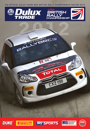 British Rally Championship Review: 2012 (2012) (Retail Only)