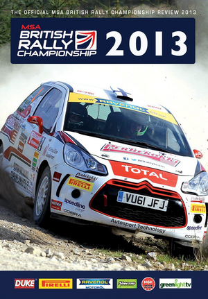 British Rally Championship Review: 2013 (2013) (Retail Only)