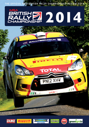 British Rally Championship Review: 2014 (2014) (Retail Only)
