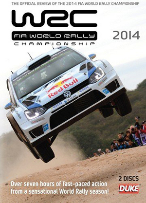 FIA World Rally Championship: 2014 - Official Review (2014) (Retail Only)