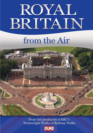 Royal Britain from the Air (2012) (Retail Only)