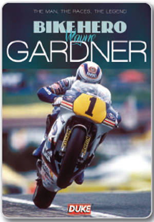 Bike Hero: Volume 3 - The Story of Wayne Gardner (1991) (Retail Only)