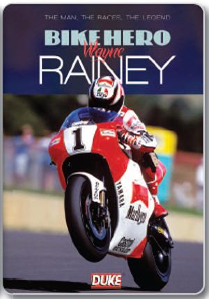Bike Hero: Volume 5 - The Story of Wayne Rainey (1993) (Retail Only)