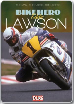 Bike Hero: Volume 4 - The Story of Eddie Lawson (1992) (Retail Only)