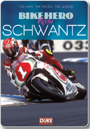 Bike Hero: Volume 1 - The Story of Kevin Schwantz (1989) (Retail Only)