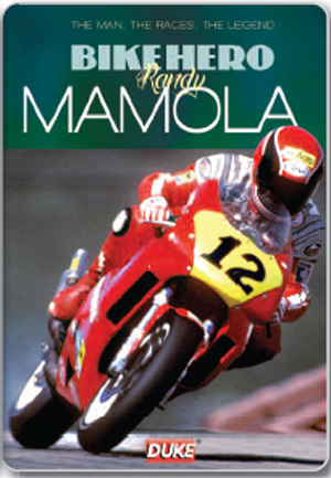 Bike Hero: Volume 2 - The Story of Randy Mamola (1990) (Retail Only)