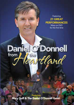 Daniel O'Donnell: From the Heartland (Retail Only)