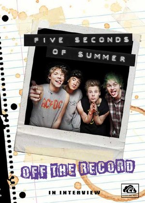 5 Seconds of Summer: Off the Record (2015) (Retail / Rental)