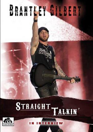 Brantley Gilbert: Straight Talkin' (2015) (Retail / Rental)