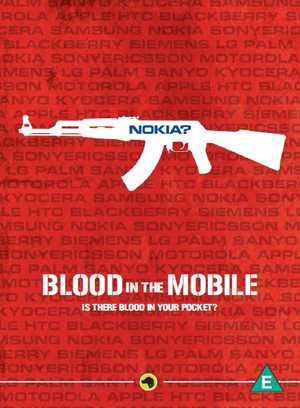 Blood in the Mobile (2010) (Retail / Rental)