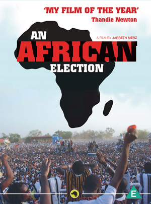 An African Election (2011) (Retail / Rental)