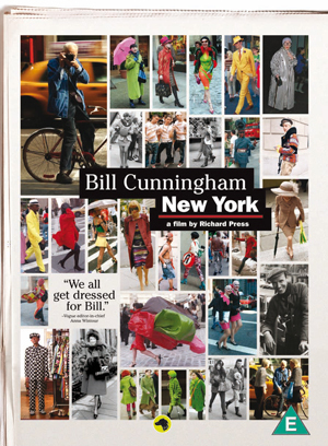 Bill Cunningham New York (2010) (Retail / Rental)