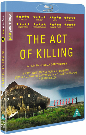 The Act of Killing (2012) (Blu-ray) (Retail / Rental)