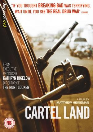 Cartel Land (2015) (Retail / Rental)