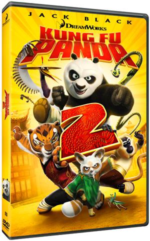 Kung Fu Panda 2 (2011) (Retail / Rental)