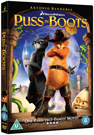 Puss in Boots (2011) (Retail / Rental)