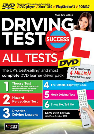 Driving Test Success: 2013 - All Tests (2012) (Deleted)