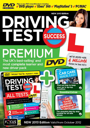 Driving Test Success: 2013 - All Tests Premium (2012) (Deleted)