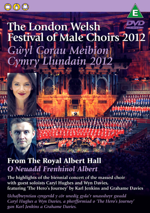 London Welsh Festival of Male Choirs 2012 (2012) (Retail Only)
