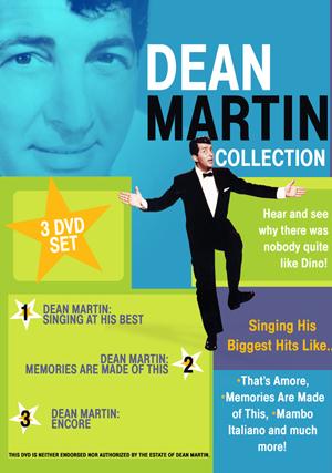 Dean Martin: The Dean Martin Collection (Retail / Rental)