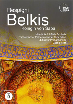 Belkis - The Queen of Sheba (2012) (Retail Only)