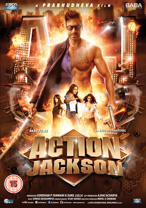 Action Jackson (2014) (Pulled)