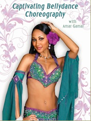 Captivating Bellydance Choreography (2012) (Retail / Rental)