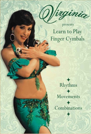 Learn to Play Finger Cymbals (2012) (Retail / Rental)