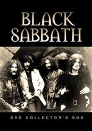 Black Sabbath: Collector's Box (Retail / Rental)