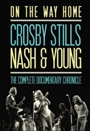 Crosby, Stills, Nash and Young: On the Way Home (NTSC Version) (Retail / Rental)