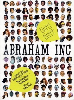 Abraham Inc.: Tweet Tweet (2009) (Retail Only)
