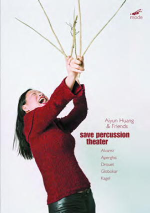 Aiyun Huang and Friends: Save Percussion Theater (2012) (Retail Only)