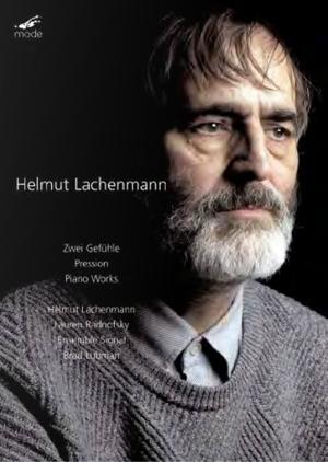 Lachenmann: Zwei Gefühle/Pression/Piano Works (2012) (Retail Only)
