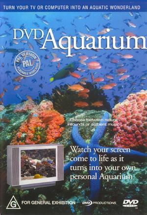Aquarium (2012) (Retail / Rental)