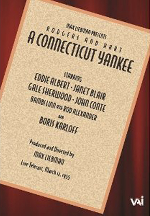 A Connecticut Yankee (1955) (Retail Only)