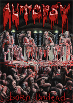 Autopsy: Born Undead (2012) (Retail Only)