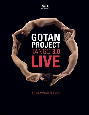 Gotan Project: Tango 3.0 Live - Casino De Paris 2011 (2011) (Blu-ray) (Retail Only)