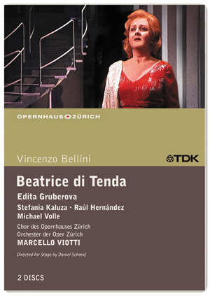 Beatrice Di Tenda: Opernhaus Zurich (Viotti) (2001) (Retail / Rental)