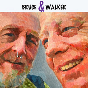 Bruce and Walker: Born to Rottenrow (with CD) (Retail Only)