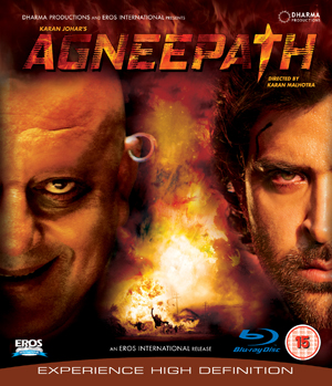 Agneepath (2012) (Blu-ray) (Retail / Rental)