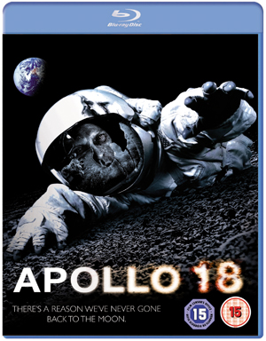 Apollo 18 (2011) (Blu-ray) (Retail / Rental)