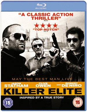 Killer Elite (2011) (Blu-ray) (Retail / Rental)