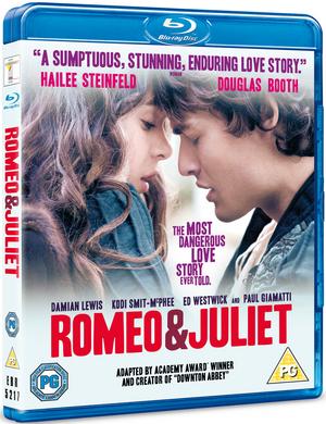 Romeo and Juliet (2013) (Blu-ray) (Retail / Rental)