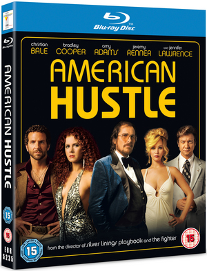 American Hustle (2013) (Blu-ray) (Retail / Rental)