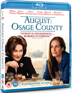 August: Osage County (2013) (Blu-ray) (Retail / Rental)