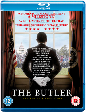 The Butler (2013) (Blu-ray) (Retail / Rental)