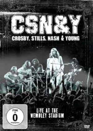 Crosby, Stills, Nash and Young: Live at the Wembley Stadium (1974) (Deleted)